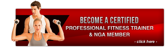 NGA Personal Trainer Certification Courses